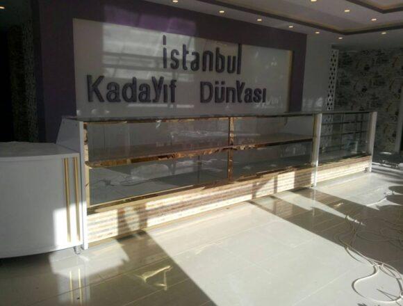 İSTANBUL KADAYIF DÜNYASI-TARSUS